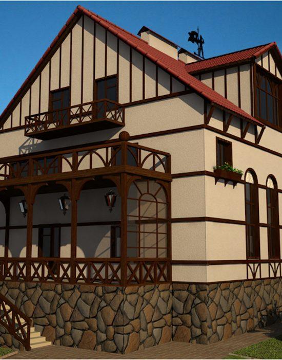 «Фахверковый дом»