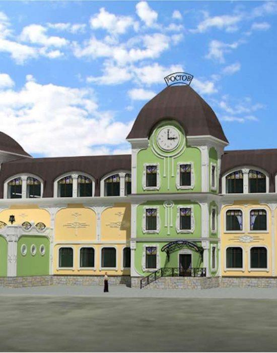 Ростовская гостиница